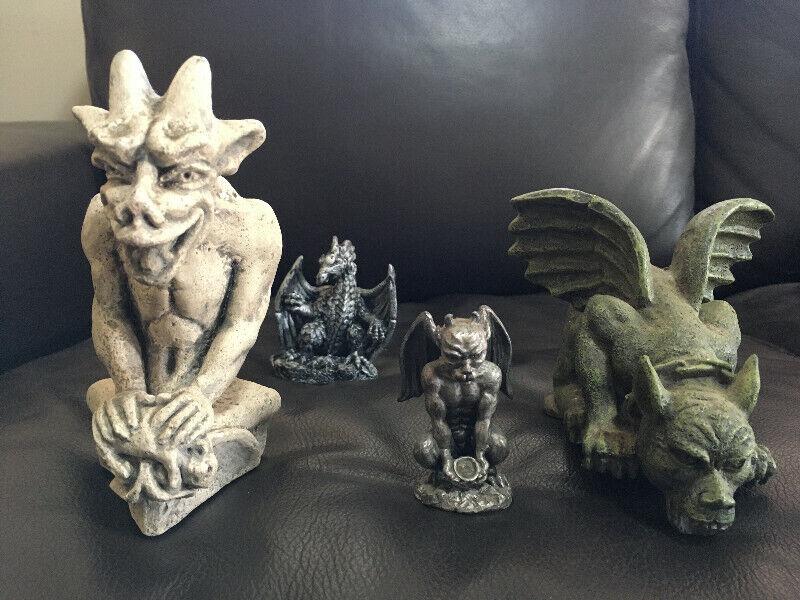 gargoyle collection / DECOR / ORNAMENT