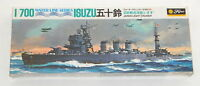 Fujimi Water Line Series Isuzu Japan Light Cruiser No.60 1/700 Vintage Sealed