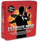 Ultimate Bond & Spy Themes Collection [Box] by Various Artists (CD, Nov-2008, 2 Discs, Union Square Music)