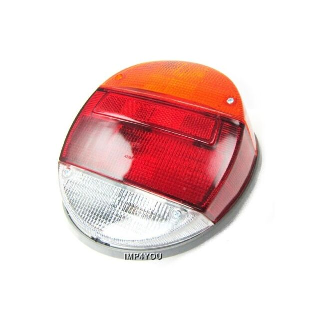 VW Bug Style Rear Tail Light Assembly for 73-79 Left or Right 98-9452-B Beetles
