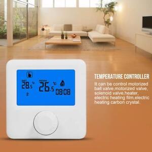 Cronotermostato-Termostato-Digital-Settimanale-Programmabile-Caldaia-Temperatura