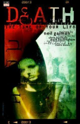 Death: The Time of Your Life-ExLibrary