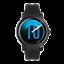 thumbnail 3 - TicWatch E2 Black SmartwatchWear OS ,Fitness GOOGLEWEAR, Waterproof New uk