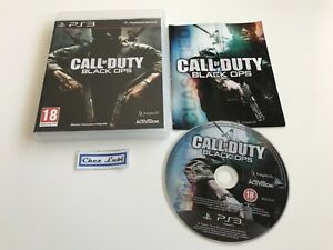 Call-Of-Duty-Black-Ops-Sony-PlayStation-PS3-PAL-FR-Avec-Notice