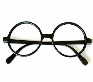 4de44799319 Cosplay Glasses Round Harry Potter Glasses Frame Ala Lei COS