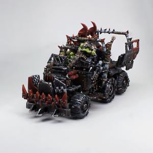Pintado En Miniatura orko trukk Warhammer 40K