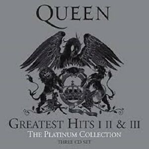 QUEEN-GREATEST-HITS-I-II-amp-III-THE-PLATINUM-COLLECTION-3CD-SET