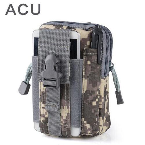 US Mens Tactical Leg Bag Waist Pack Purse Phone Mini Outdoor Sport Bags US NG200