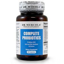 Dr. Mercola Complete Probiotics - 70 Billion CFU - 60 Capsules