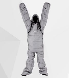 body sleeping bag outdoor camping sleeping bags suit bag. Black Bedroom Furniture Sets. Home Design Ideas