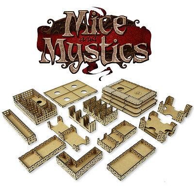 Replacement Pieces For Mouse Trap Game !986 1994 pcs instruction also in spanish