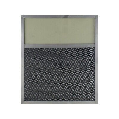 "By AFF AFF102-CMB Range Hood Aluminum Carbon Filter 8-3//4/"" x 10-1//2/"" X 7//16/"""