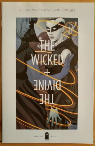 VF//NM Book The DIVINE #20a ⭐️ The WICKED 2015 IMAGE Comics