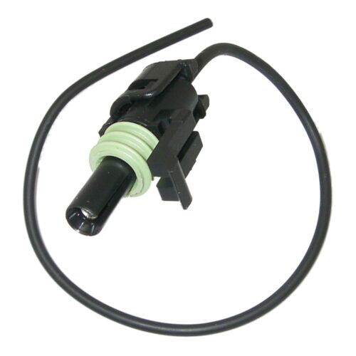 Parts Master 84071 1-Wire Black Oxygen Sensor Pigtail Connector for GM Products