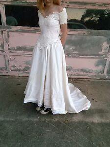 Older Wedding Dresses