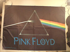 PINK FLOYD  Unused  TEXTILE POSTER FLAG  rock psych doors the wall cd lp t shirt