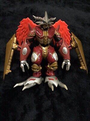 Digivolving Garummon transformable Bandai Digimon Action figure