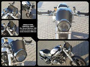 Griglia-Faro-034-VERTICAL-LIMIT-034-per-Ducati-Monster-gt-08