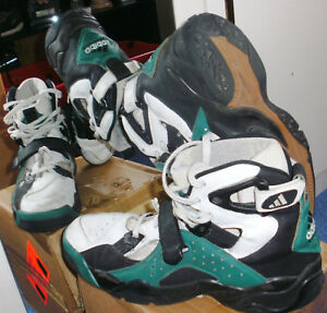 Adidas Basket-ballschuhe Equipment High Top, Taille 48 2/3; 05/95-uhe Equipment High Top, Gr. 48 2/3; 05/95 Fr-fr Afficher Le Titre D'origine éGouttage