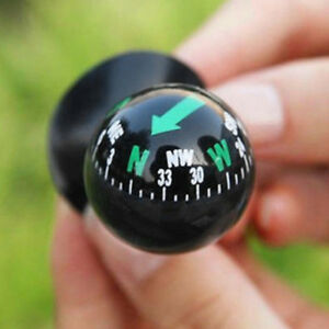 Mini-Car-Dashboard-Boat-Truck-Suction-Pocket-Navigation-Compass-Ball-Mount