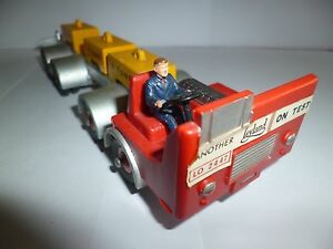 Leyland Chassis Porte Poids Dinky Toys Fabrication Année 60-70