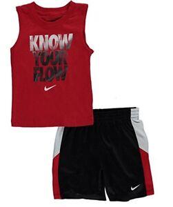 Jordan-Baby-Boys-039-2-Piece-Dunk-Shirt-amp-Short-Set