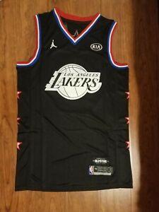 Details about Men's Los Angeles Lakers #23 Lebron James Jersey--- Size Medium