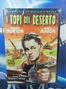 I Topi Del Deserto DVD A & R PRODUCTIONS