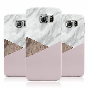 DYEFOR-MARBLE-WOOD-GEOMETRIC-3-CASE-COVER-FOR-SAMSUNG-GALAXY-MOBILE-PHONES