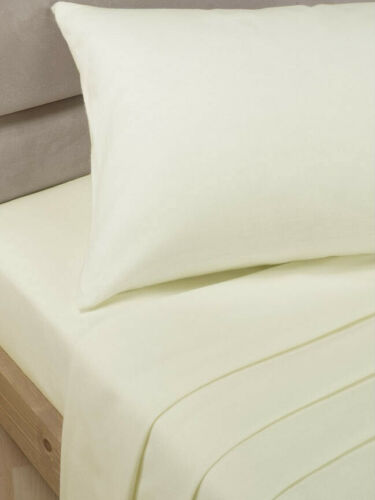 FITTED SHEETS OR DUVET OR 4 PC CREAM 100/% EGYPTIAN COTTON 500 THREAD COUNT FLAT