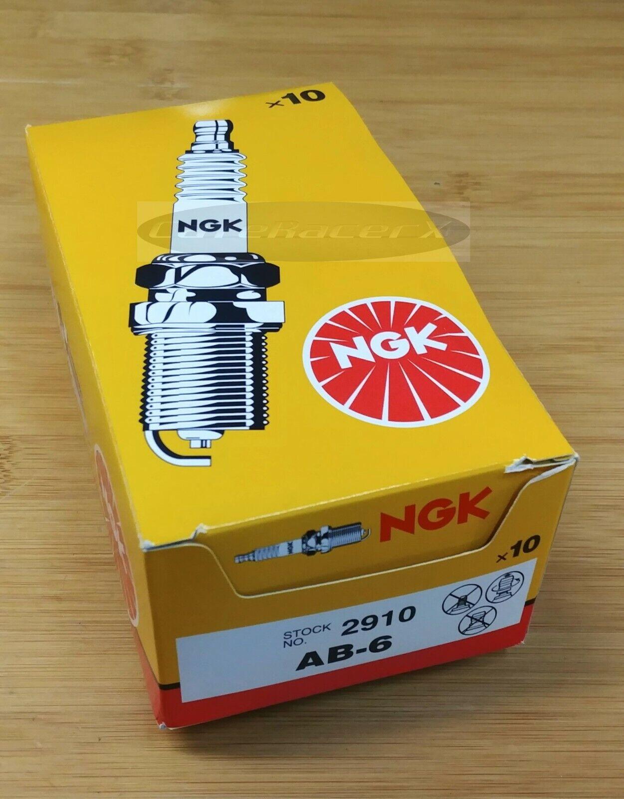 /Pack de 4 NGK 2910 AB-6/Buj/ía/