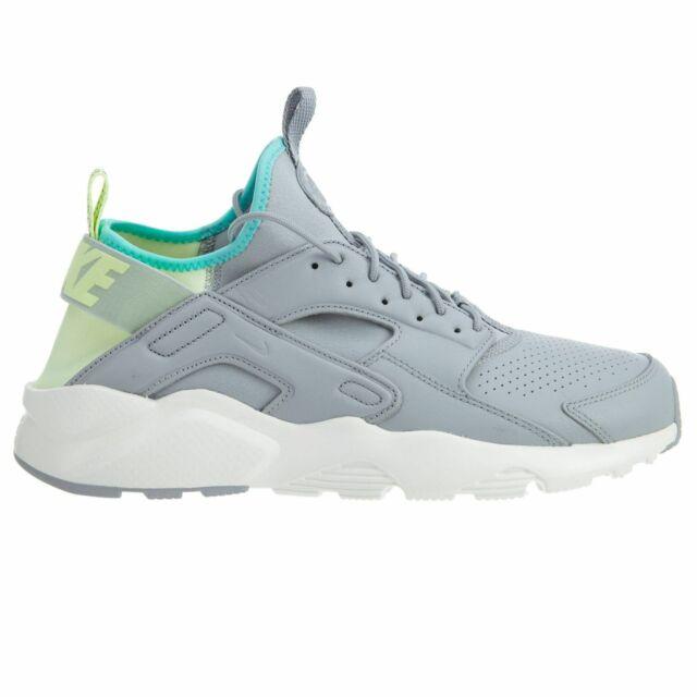 Nike Air Huarache Run Ultra SE Mens 875841-002 Wolf Grey Running Shoes Size  8