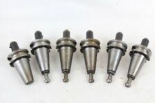 6 Lyndex Tool Mill Holder Lot Taper Part B3506 2250 B3506 0187 Metalworking Tool