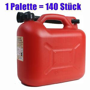 Restposten 10L Benzinkanister Kraftstoffkanister Kanister Ersatzkanister Günstig