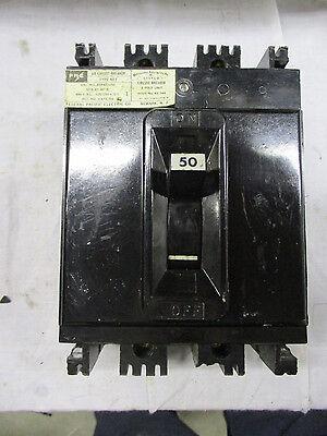 Federal Pacific NEF NEF431070 3 pole 70 amp 480v Circuit Breaker NEF NEF431070