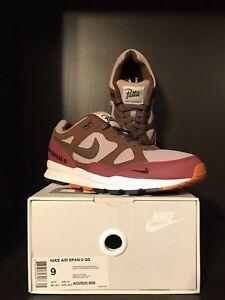 Details about UNRELEASED Patta x Nike Air Span 2 QS / Quickstrike - Size 9  - RARE!!!!
