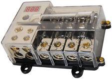 Audiopipe PDCP1414 Fuseblock 4-agu Audiopipe W/ground Distribution