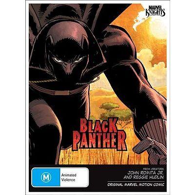 Marvel Knights - Black Panther (DVD, 2010)