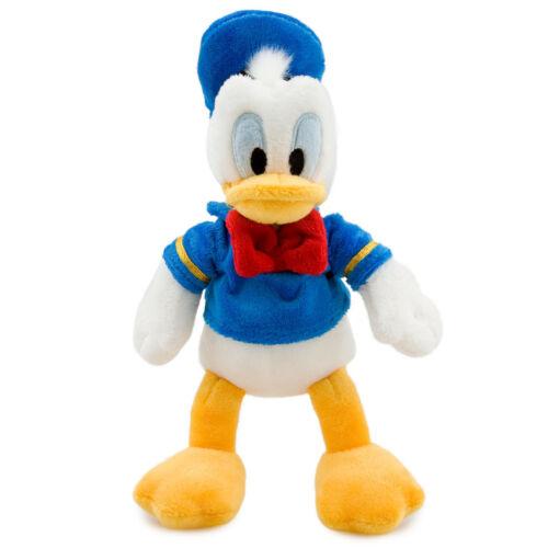 NEW with Tags Disney Store Donald Duck Mini Bean Bag Plush
