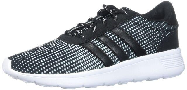 7c9886e99d10 adidas Women s Neo Lite Racer Sneaker 8 M Core Black core Black ftwr ...
