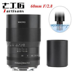 7artisans-60mm-f-2-8-Macro-1-1-APS-C-lens-for-Micro-4-3-mount-Olympus-Panasonic