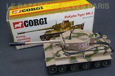 CORGI TOYS . Char tigre. WW2.  Neuf boite. REF: 900