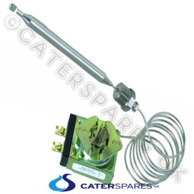 Gas Chip Gama 30A Resistente Termostato Funcionamiento Guía Freidora EA520448