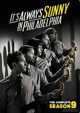 Its Always Sunny in Philadelphia: The Complete Season Nine (DVD, 2014, 2-Disc)