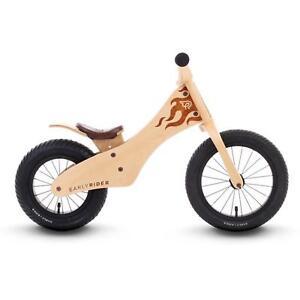 Early Rider Classic Wheel Enfant Bouleau 12    Vélo 2 - 5 J. Bois Premium  /14