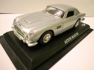 Aston Martin Db5 1950 1 43 Von Del Prado Metall Modellauto Auto Model Spielzeug Ebay