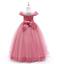 Kids-Flower-Girl-Princess-Dress-for-Girls-Party-Wedding-Bridesmaid-Gown-ZG8 thumbnail 4