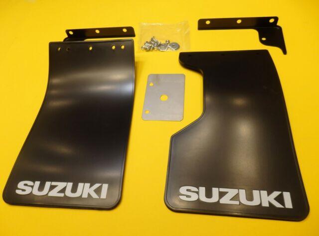 Suzuki LJ 80 Schmutzfänger Paar Schmutzlappen Spritzlappen Original