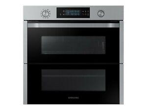 Forno da incasso Samsung NV75N5641BS Dual Cook Flex Catalitico 75 Lt A+