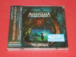 833b6048e 2019 TOBIAS SAMMET'S AVANTASIA MOONGLOW with Bonus Track JAPAN CD ...